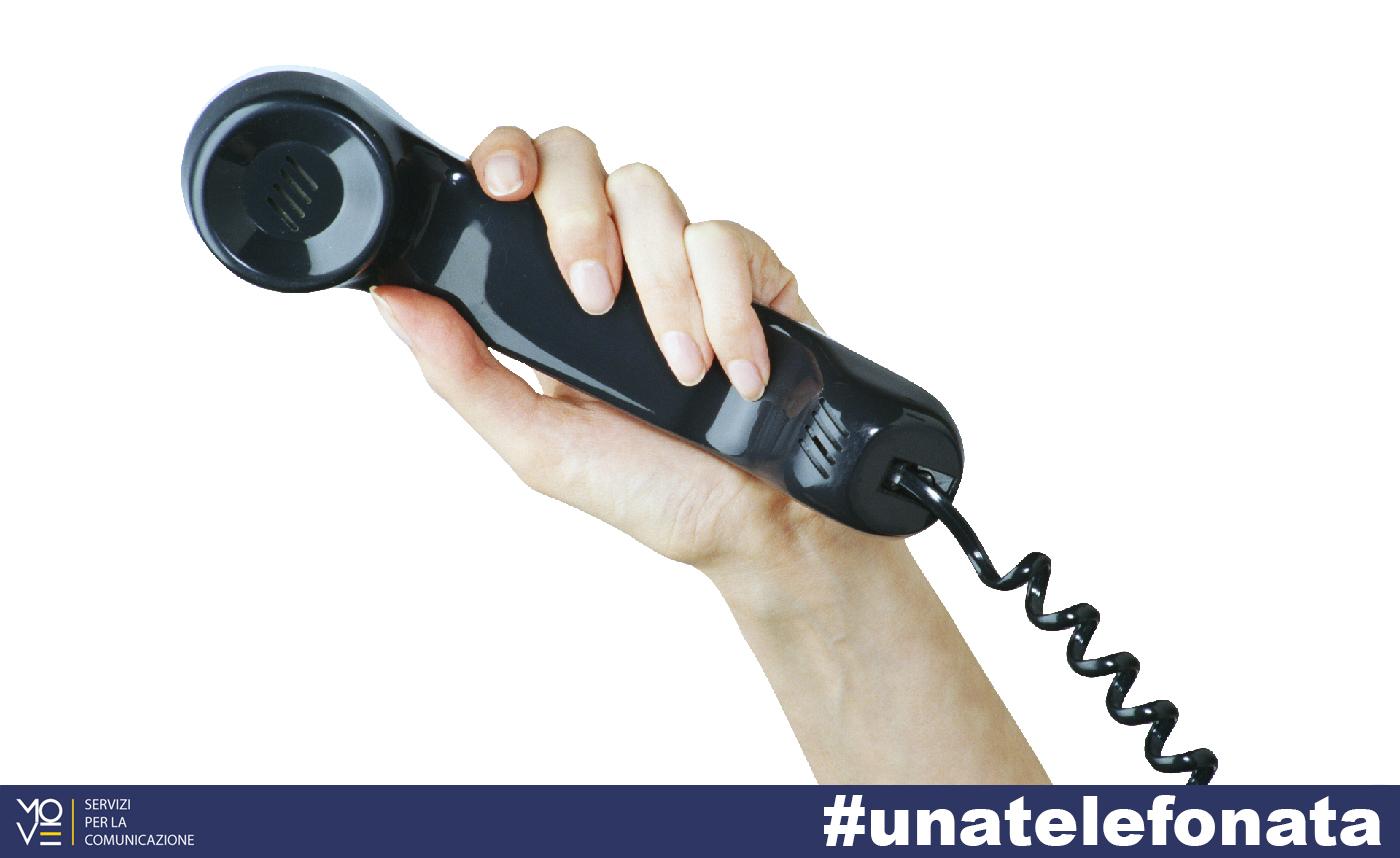Una telefonata!